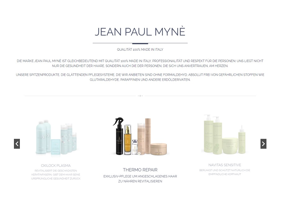 Jean Paul Myne – Santoro